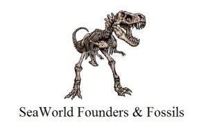 SeaWorld Fossils with Text